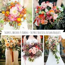 most beautiful flower arrangements beautiful flowers 5 of the most beautiful autumn bouquets chic vintage brides