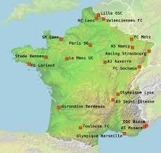 Strasbourg France Map 2007 U201308 Ligue 1 Wikipedia