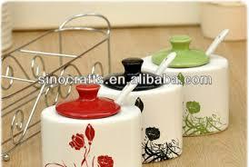 kitchen ceramic canister sets colorful kitchen ceramic canister set buy ceramic canister set