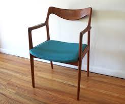 Modern Teak Wood Furniture Mid Century Modern Swedish Teak Chair Picked Vintage