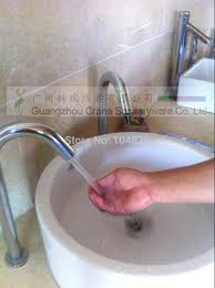 Sensor Faucets Kitchen by Faucet Light Temperature Controlled Picture More Detailed
