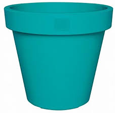 charming coloured plastic flower pots 33 on home decorating ideas