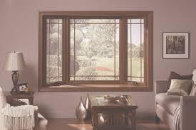 Painting Wood Windows White Inspiration Decoration How To Decorate A Bay Window Small Bay Window Curtain