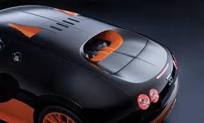 veyron 16 4 super sport bugatti