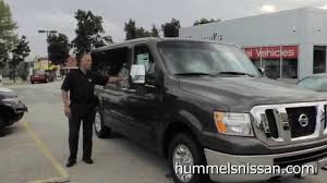 nissan altima for sale in iowa the 2014 nissan nv3500 12 passenger van at hummel u0027s nissan in des