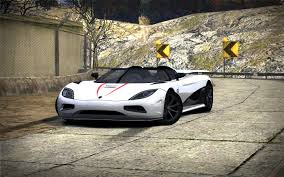saab koenigsegg need for speed most wanted cars by koenigsegg nfscars