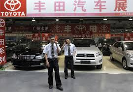 toyota dealer japan toyota cut prices in china following anti trust scrutiny kinibiz
