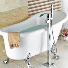 freestanding tub filler copper design u2014 the furnitures