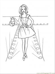 fashion design coloring pages bestofcoloring