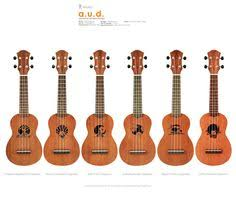 santa with ukulele ornament island stuff