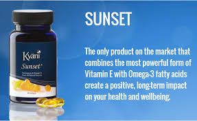Kyani Business Cards Kyani Sunset Supports Cardiovascular Health And Encourages