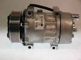 kenworth parts lookup new original sanden compressor 4667 1101236 ac parts warehouse