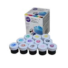wilton cake pigment fondant cake pigment color paste food baking