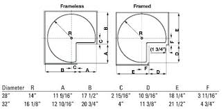 lazy susan cabinet sizes cabinet lazy susan sizes cabinet with lazy dimensions how source or
