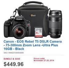 canon black friday camera target canon black eos rebel t5i digital slr camera with 18 megapixels