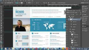 infographic resume templates how to customize cv resume template in microsoft word infographic