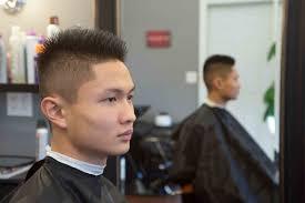 fade haircut long on top 1 on the sides cortes de pelos para
