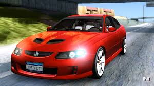 vauxhall monaro ute holden monaro cv8 r kings ks team gta san andreas youtube