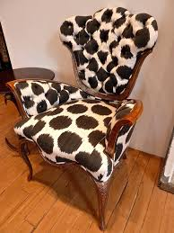 Ikat Armchair In The Studio Video With Susanna Salk And Madeline Weinrib