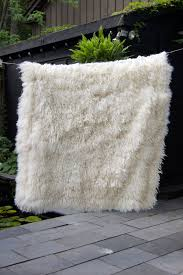 Can You Machine Wash A Sheepskin Rug The Day I Washed My Mongolian Lambskin Throw The Art Of Doing