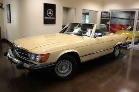used 1983 mercedes benz 380 stock p3159 ultra luxury car from