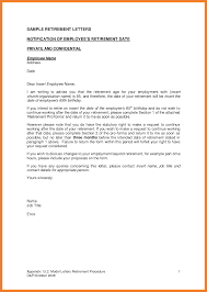 letter to irs template sample retirement letter sop proposal sample retirement letter 7 retirement letter template agreementtemplates