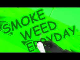 Smoke Weed Everyday Meme - smoke weed everyday meme youtube