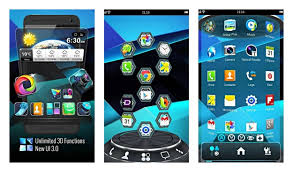 top launchers for android featured top 10 best android launchers androidheadlines