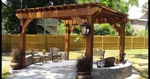 Creative Design Space Jacksonville Custom Outdoor Kitchens - Pergola backyard designs
