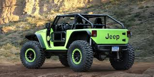 wrangler jeep green jeep wrangler trailcat sports a 707 hp hellcat engine 6 other