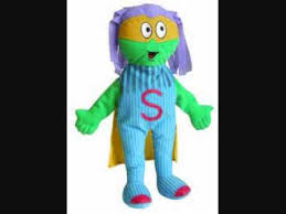 Super Socks The Letter People Ms S Super Socks Youtube