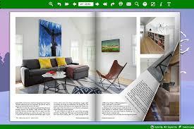 Home Design Magazines Pdf No Coding Html5 Magazine Creator Transform Pdf To Stunning Html5
