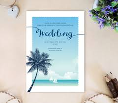 cruise wedding invitations destination wedding invitations lemonwedding
