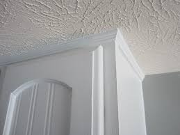 trim for cabinets with no room for crown molding home staging in