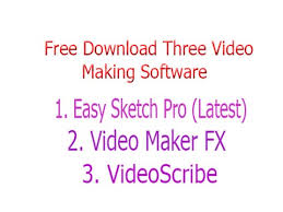 software for animation free download easy sketch pro video maker