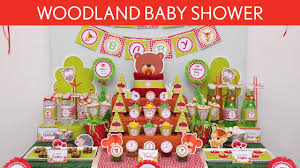 woodland baby shower ideas woodland baby shower party ideas woodland s13