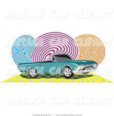 teal car clipart royalty free stock vintage car designs of cars