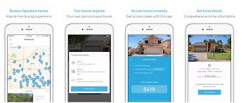 opendoor mobile app gives dallas forth worth home shoppers on