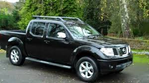 nissan navara 2008 interior nissan navara 2 5 dci aventura automatic 2008 58 black with