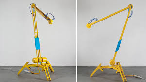 industrial desk lamp perfectly complements your construction site