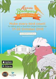 aussie backyard bird count nacc northern agricultural