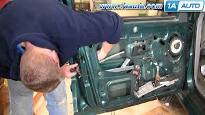 door ajar 2002 ford explorer how to install replace power door lock actuator ford explorer