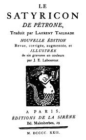 je baise ma mere dans la cuisine the project gutenberg ebook of le satyricon by pétrone