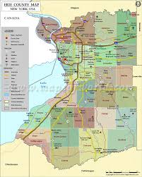 Zip Code Los Angeles Map by Erie County Map Map Of Erie County New York