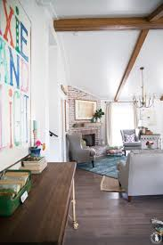 great room reveal the handmade home