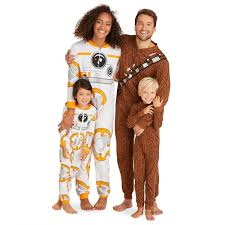chewbacca costume one pj for adults wars shopdisney