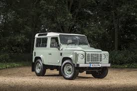 old land rover models 2016 land rover defender 90 heritage review