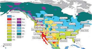Northern Canada Map Climate Map Us And Canada Understanding Vapor Barriers New Climate