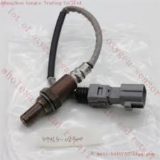 חיישן חמצן o2 למבדה חיישן יחס אוויר דלק חיישן עבור טויוטה קורולה 1 8l 1 6l jpg