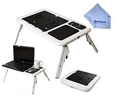 Laptops Desk Flystone Portable Notebook Table Folding Laptop Buddy